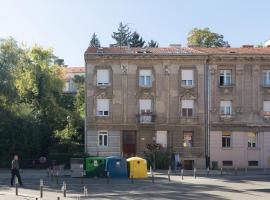 Hotel photo: Cute and Sunny Studio on Tkalciceva street
