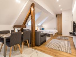 Hotel photo: Design Duplex Loft in the Old Town Zagerb