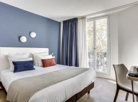Hotel photo: Hotel Courseine (ex George Sand)