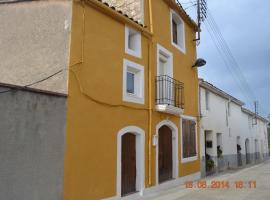 Hotel photo: house with 4 bedrooms in sant pere sacarrera, with wonderful mountain view an...