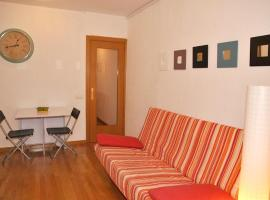 A picture of the hotel: apartment with 3 bedrooms in barcelona, with wifi - 3 km from the beach