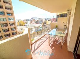 מלון צילום: apartment with 3 bedrooms in fuengirola, with wonderful city view, furnished ...