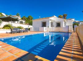 Hotel photo: Benissa Villa Sleeps 6 Pool Air Con WiFi