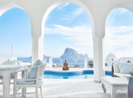 Hotel photo: Cala Vadella Villa Sleeps 7 Pool Air Con WiFi