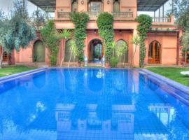 Hotel fotografie: منتجع النخيل مراكش