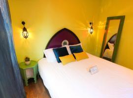 Hotel Foto: Guowang Hezi Resort House