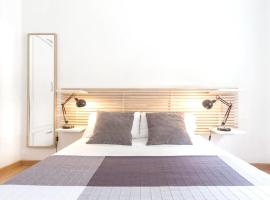 Hotel Photo: apartment with 3 bedrooms in valència, with wonderful sea view and wifi - 100...