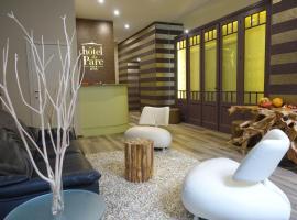 Hotel photo: Hôtel du Parc Ath