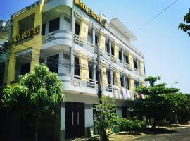 Hotel photo: Halo Hostel