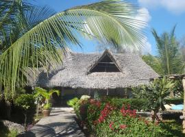 Hotel photo: Mvuvi B&b Kite House 200m from the beautiful Watamu beach.
