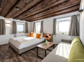 Hotel Photo: Übernachten in der Tenne