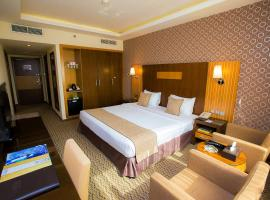 Hotel Photo: Fortune Plaza Hotel, Dubai Airport