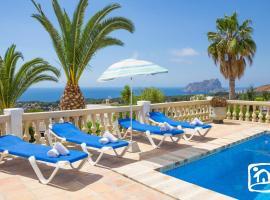 Hotel photo: Urbanitzacio Montemar Villa Sleeps 6 Pool WiFi