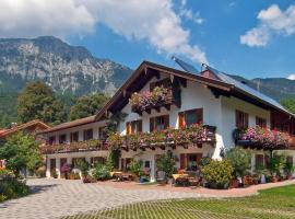 Hotel Photo: Ferienwohnungen Auhaus