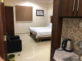 A picture of the hotel: شقق تاج القريات