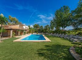 Hotel photo: es Barcares Villa Sleeps 11 Pool Air Con WiFi