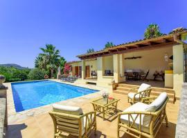 Hotel photo: es Barcares Villa Sleeps 9 Pool Air Con WiFi