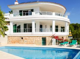 Hotel photo: s'Estanyol de Migjorn Villa Sleeps 8 Pool Air Con