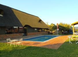 Hotel near Grootfontein