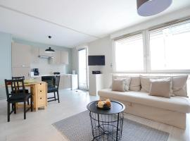 Hotel photo: Luckey Homes - Rue Étienne Richerand