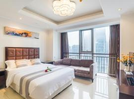 Hotel photo: MayJoy Holiday Apartment(Qingdao Wusi Square)