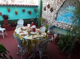 A picture of the hotel: Casa Saavedra