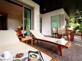A picture of the hotel: Kata Gardens 2 bedroom near beach