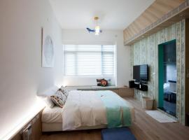 Hotel photo: Wind Natural Parent-child Inn