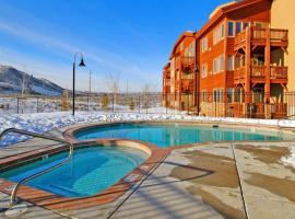 Hotel photo: Charming Crestview Condo