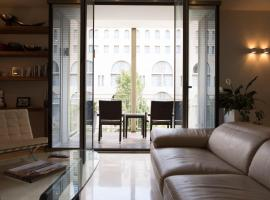 Hotel photo: Mamilla two bedroom Pearl!