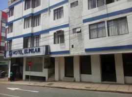 Hotel near Bucaramanga