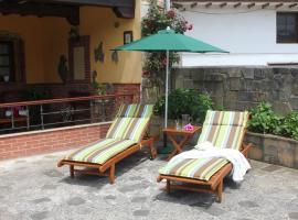 Hotel photo: Posada el Acebo