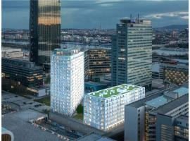 A picture of the hotel: VIC ACV Donaucity 10min to the City Centre