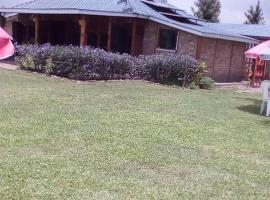 Hotel near Kasese