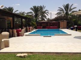 Zdjęcie hotelu: Moshav Talmei Eliyahu