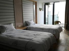 A picture of the hotel: Dongyang Sea View Holiday Villa