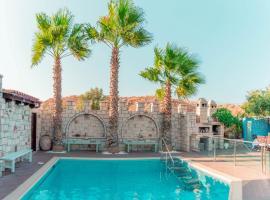 Hotel Photo: Luxury Villa Karteros