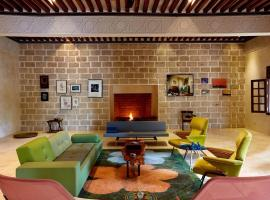 A picture of the hotel: The Shamba Villa