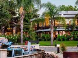 A picture of the hotel: Hacienda Forest View Hotel