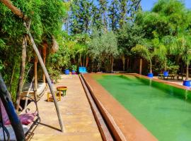 Hotel photo: Le Jardin Tougana Campement Lodge