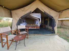 Hotel photo: Ang'ata Migration Camp