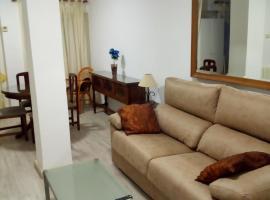 รูปภาพของโรงแรม: Apartamento Zaidia