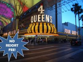 A picture of the hotel: Four Queens Hotel and Casino