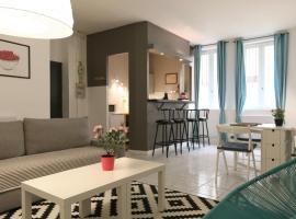 Hotel photo: Luckey Homes - Rue Sébastien Gryphe