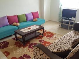 Hotel fotografie: Oran, Vue sur pépinière