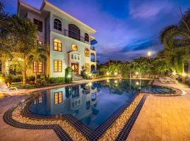 Hotel photo: Baan Georges Hotel