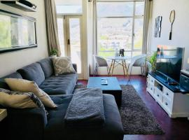 Hotel photo: Peaceful 1 Bedroom Apartment in Tamboerskloof
