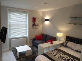 Foto di Hotel: Modern Studio Apartment at Thames River
