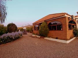 A picture of the hotel: La Villa del Sol Naciente