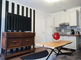 호텔 사진: Appartement Centre Bordeaux/Garage